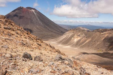 tongariro: Tongariro National Park