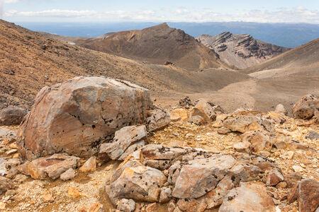 volcanic landscape: volcanic landscape