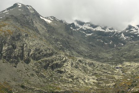 Sierra de Gredos panorama photo