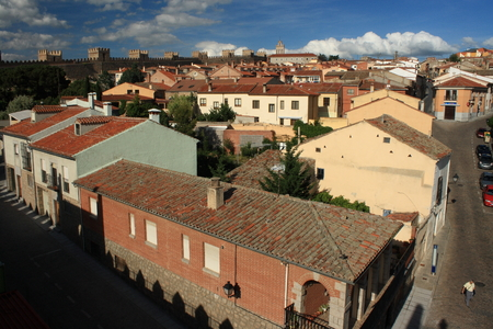 Avila - Northern Spain