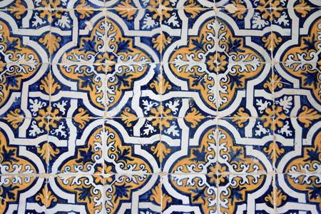 majolica: portuguese azulejos