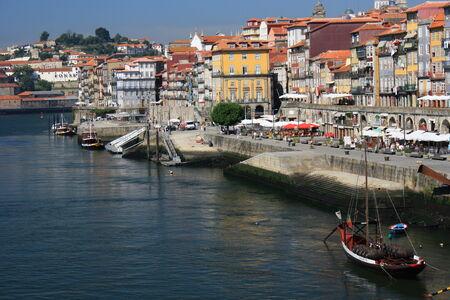 oporto: Ribeira waterfront - Oporto