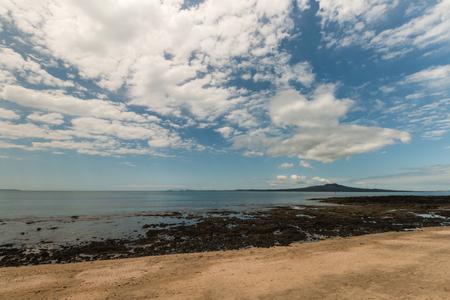 north shore: North Shore coastline, New Zealand