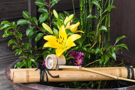 traditional Japanese ikebana