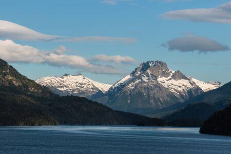 lake nahuel huapi: Mascardi lake in Nahuel Huapi National Park, Patagonia