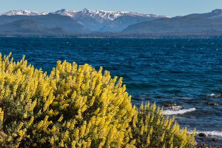 lake nahuel huapi: Nahuel Huapi Lake in Argentina