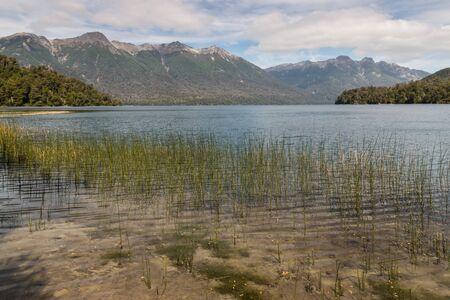 lake nahuel huapi: Correntoso lake at Nahuel Huapi National Park, Argentina