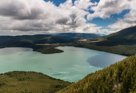 nelson: Lake Rotoiti, Nelson Lakes National Park, New Zealand