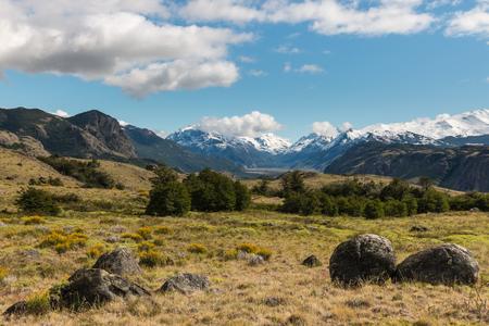 los glaciares: Los Glaciares National Park in Southern Patagonia