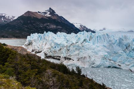 perito moreno: Perito Moreno glacier terminus