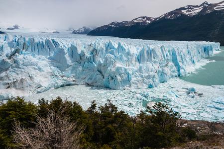 perito moreno: Perito Moreno glacier in Southern Patagonia
