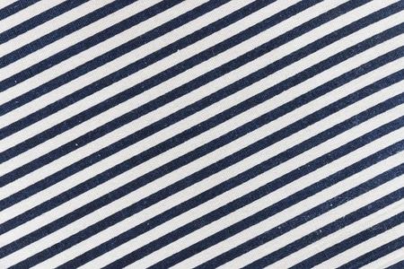 azul marino: primer plano de color azul marino textil de rayas diagonales