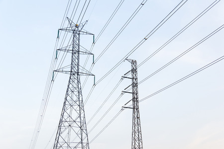 High voltage post, High electricity post, Important Infrastucture in country
