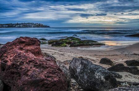 Bondi Beach Sunrise HDR Photography Sydney NSW