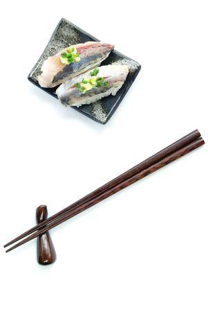 foodies: Sushi Art Stock Photo