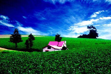 farm house Stock Photo - 1781751