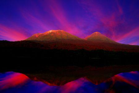transcendent: Supernatural Sunset, Reflected