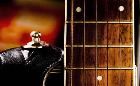 Acoustic Guitar Stock Photo - 2664561