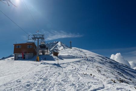 Top of Todorka mountain, Bansko, Bulgaria, 2014