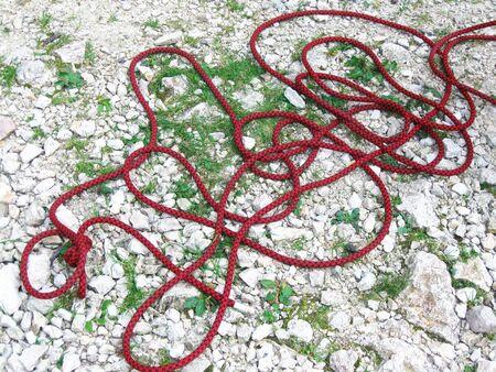 Climbing cord