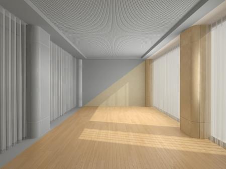 Empty office photo