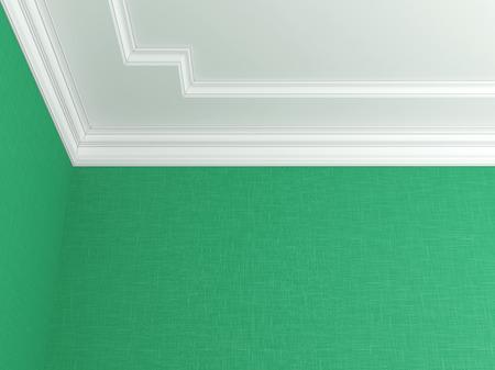 rendering: Ceiling. 3d rendering
