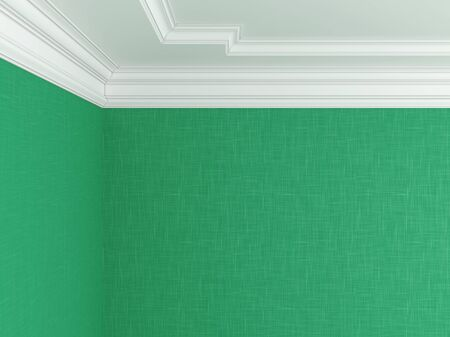 ceiling: Ceiling cornice