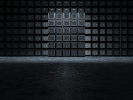 Backgrounds of guitar amplifiers