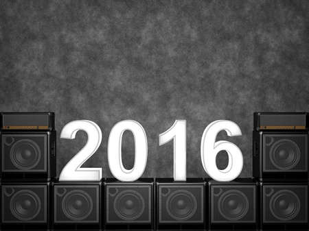 overdrive: New Year with new music