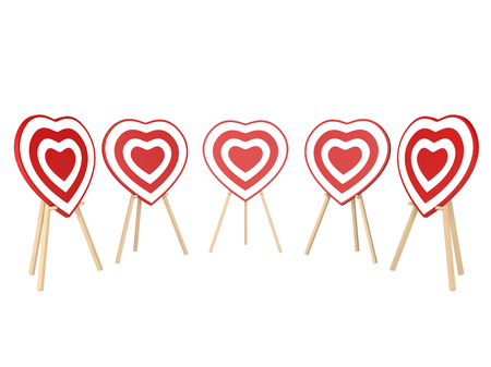 Targets for Cupid