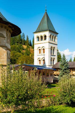 Putna Monastery, Bucovina, Eastern Carpathians, Romania.