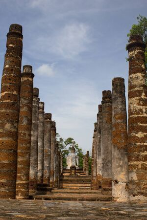 old city: Sukothai is the old city