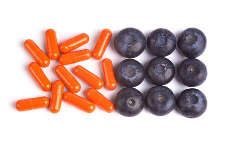 Blueberries and Medicine