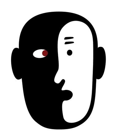 esquizofrenia: Concepto di�logo interno de la vida humana interna