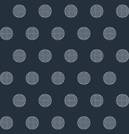 granatowy: Granatowy grafiki wektorowe bez szwu tła.