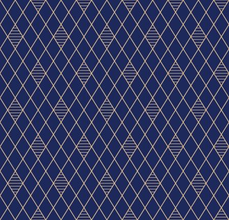 Striped seamless pattern  Vector elegant background  Illustration