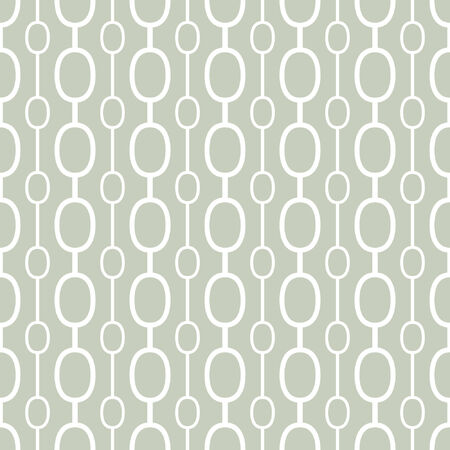 Retro geometric background  Seamless vector pattern   Illustration