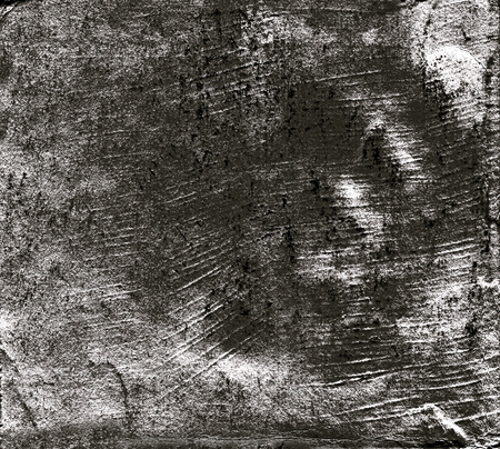Abstract dark scratched background.