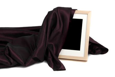 arcane: covered picture frame