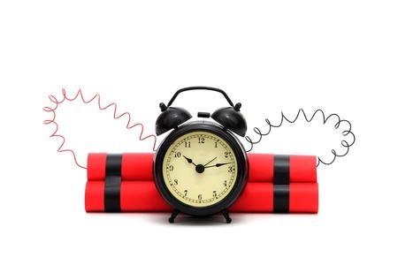 Time bomb photo