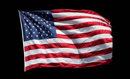flag of usa photo