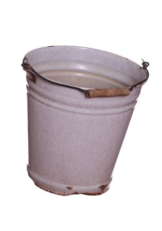 old bucket photo