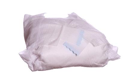 pañal usado