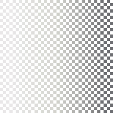 checker: Chess board. Monochrome image. Square abstract background vector. Finish checker seamless pattern. Black and white tiles background