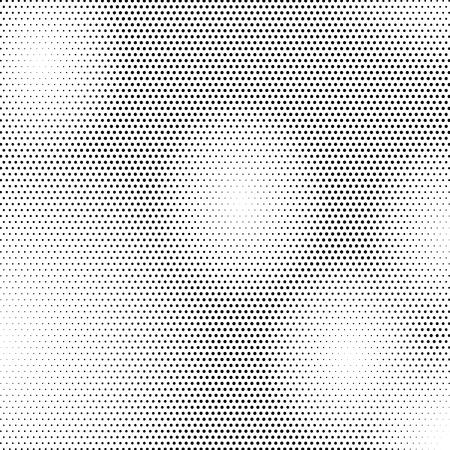 dots: Halftone illustrator.  Illustration
