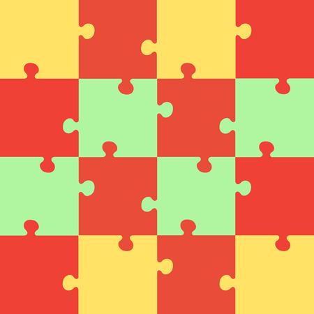 piezas de rompecabezas: juego de puzzle para niños.