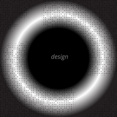 halftone pattern: Halftone illustrator. Halftone dots. Halftone effect. Halftone pattern. Vector halftone dots. Dots on  background. Vector Halftone Texture Illustration
