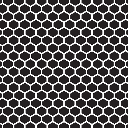 metallic texture: Honeycomb gray textures. Illustration for best creative design