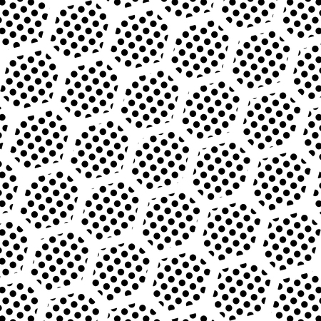 repetition dotted row: Abstract retro pattern. Vector light gray geometric halftone pattern. Old school design. Bright dotted texture