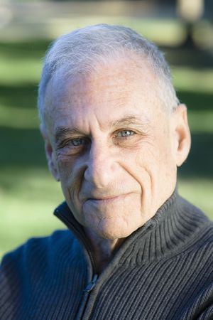 Portrait of a Senior Man Looking Directly To Camera Stock Photo - 6043383